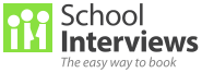 School Interviews - book online